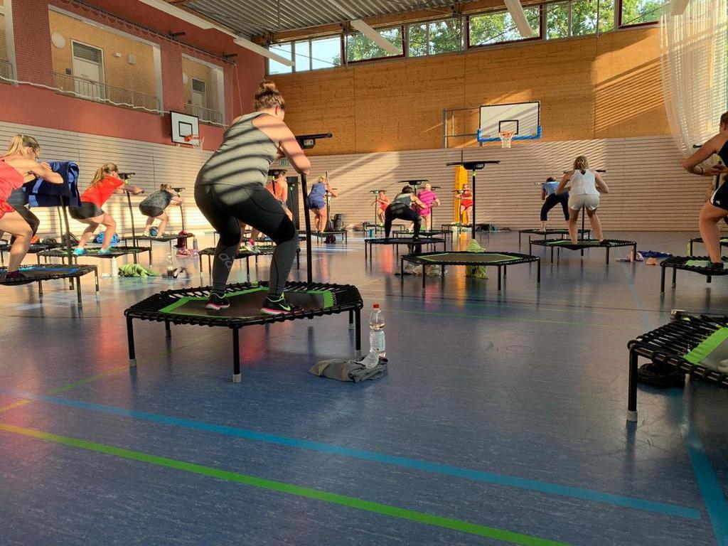Jumping Fitness Regensburg